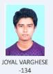 Joyal Varghese