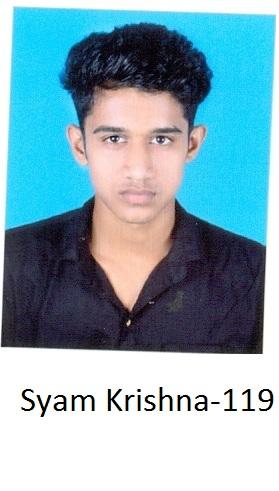 Syam Krishna